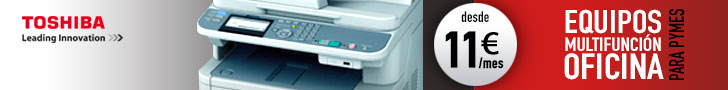 El 80% de los equipos más vendidos en Europa son impresoras láser multifunción