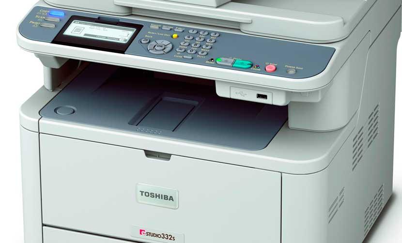 Alquiler de impresoras HP o Toshiba: ¿qué debemos valorar?