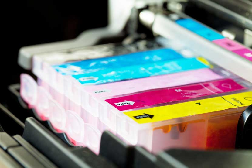 Suministro de consumibles para impresoras de renting