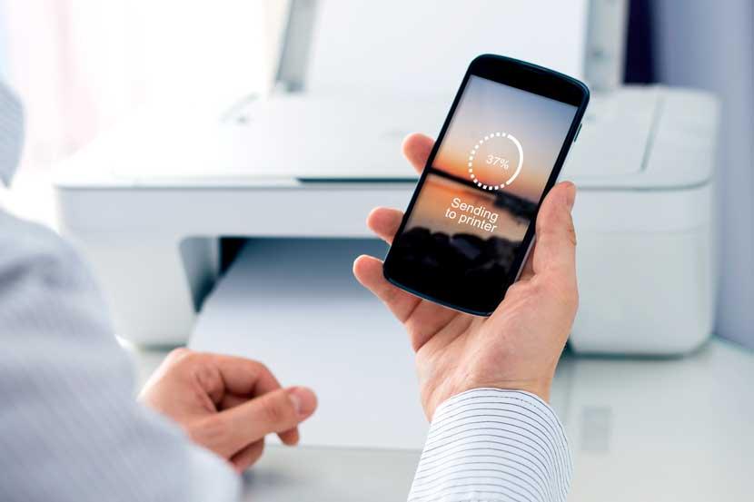 Imprimir a distancia también desde las plataformas móviles