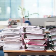 Renting de fotocopiadoras para archivar documentos. No todo debe estar en la nube