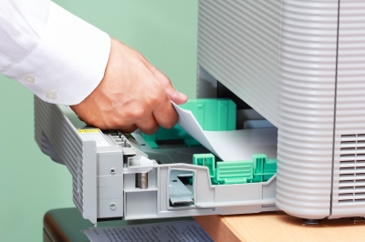 Por qué necesito una fotocopiadora con gran capacidad de papel