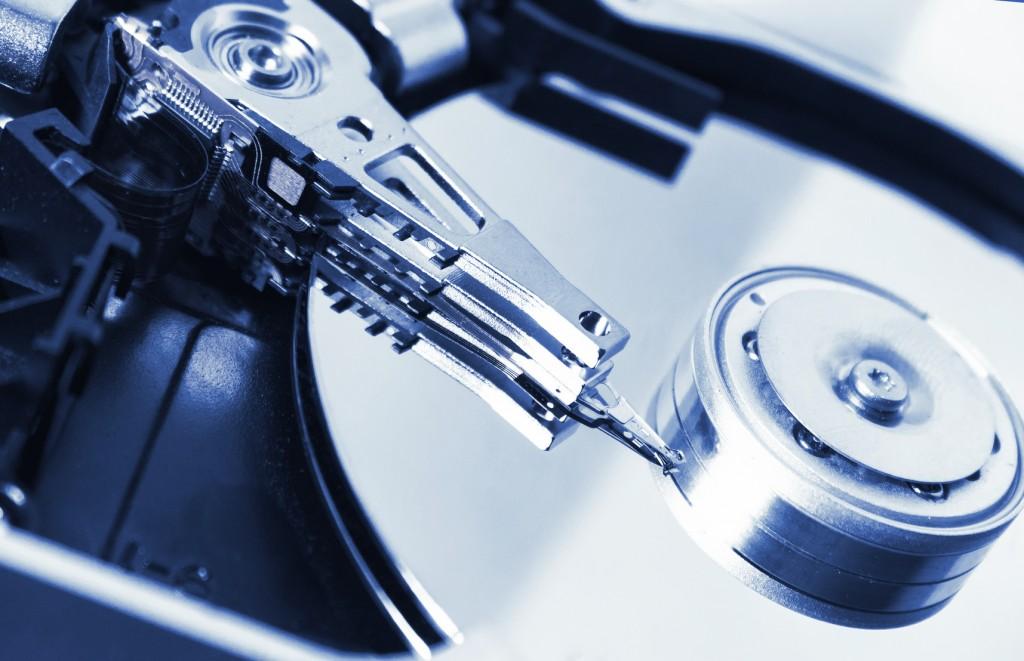 Disco duro interno para fotocopiadoras
