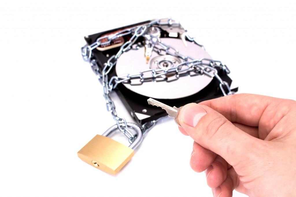 A qué llamamos un disco duro seguro en fotocopiadoras profesionales