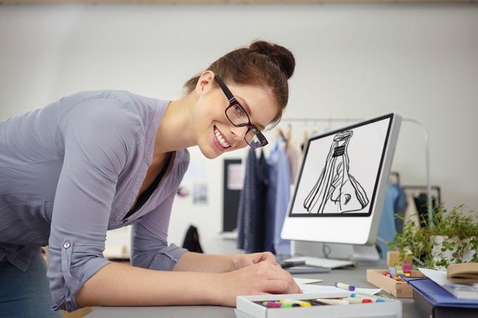 Fotocopiadoras en blanco y negro son perfectas para trabajar con bocetos