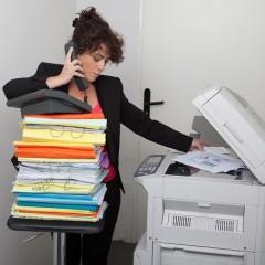 Guía para interpretar las características de una fotocopiadora profesional