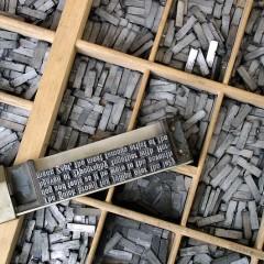 La imprenta cinco siglos después de su invención: de Gutenberg a la impresora digital multifunción
