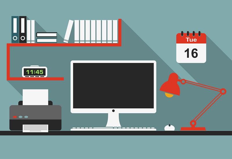 Mi oficina es pequeña, ¿puede ser compacta mi fotocopiadora?