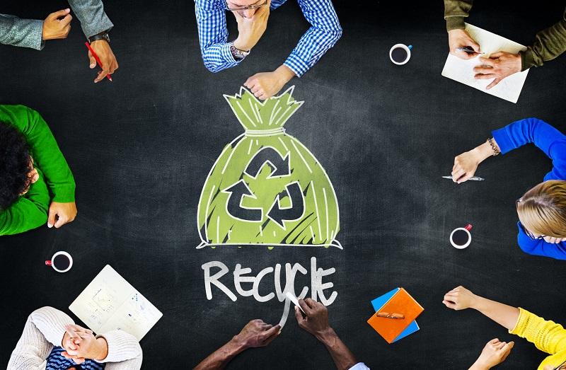 España, tras Alemania, a la cabeza del reciclaje de papel en Europa