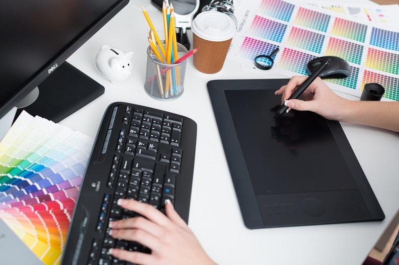 El diseño gráfico y el uso de impresoras digitales a color: una actividad más que consolidada