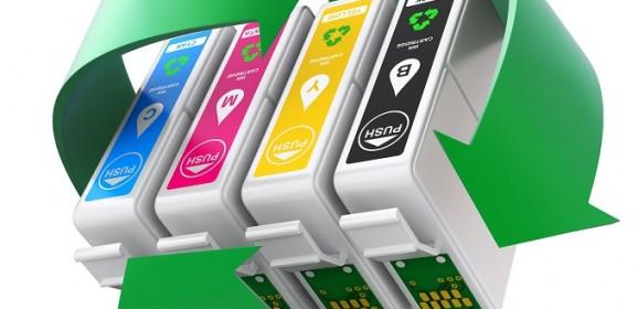 La triple E en una fotocopiadora eco: económica, eficiente y ecológica