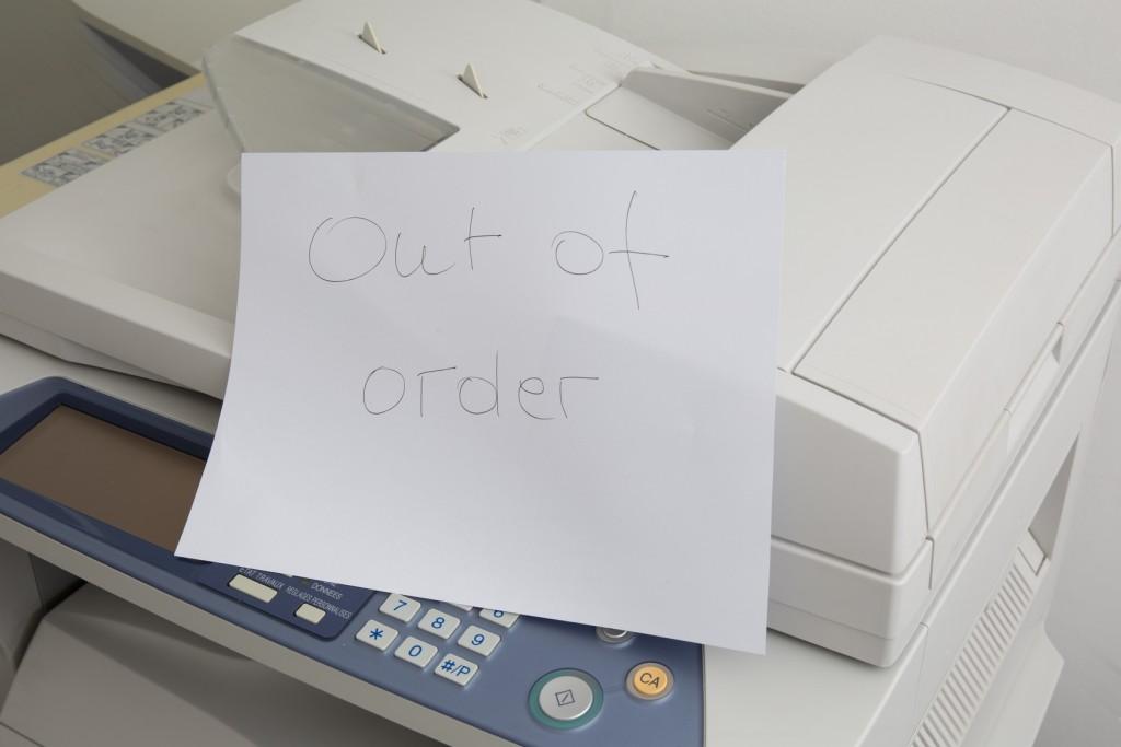 Consejos para mantener perfecta nuestra copiadora profesional multifunción