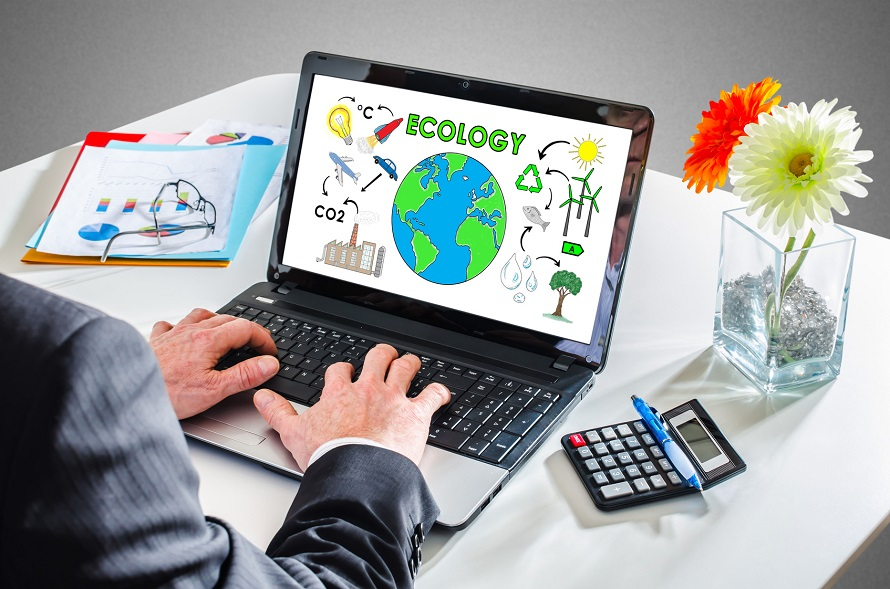 Claves para una oficina eficiente: renting de impresora ecológica