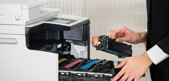 Consejos para ahorrar tinta del toner de la fotocopiadora multifunción profesional