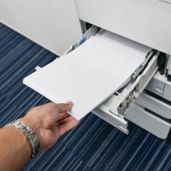 Cómo usar correctamente una fotocopiadora multifunción de alquiler