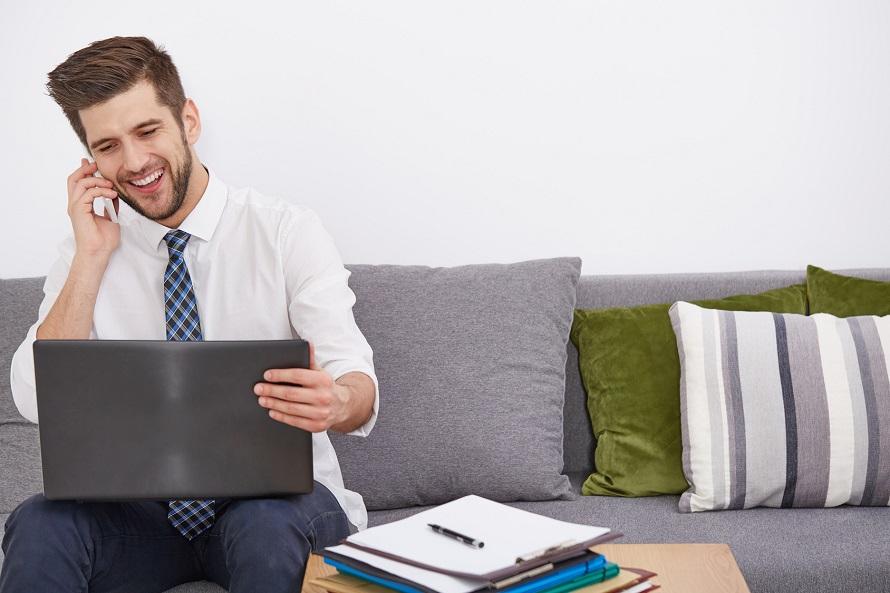 Cómo ayuda la tecnología e-Bridge Toshiba a la opción del teletrabajo