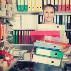 Papel en oficinas: cómo conservarlo junto a la fotocopiadora multifuncional