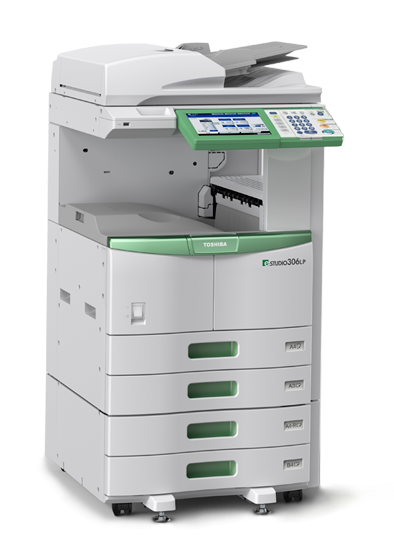 E-studio306lp: Las mejores soluciones de impresión en fotocopiadora profesional para PYMES
