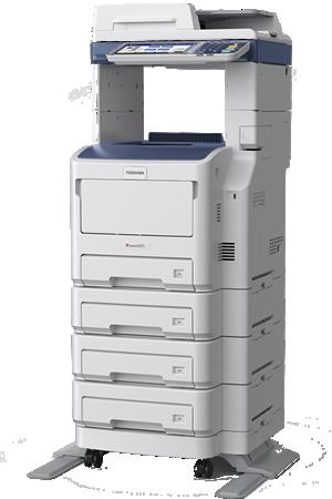 Alquiler fotocopiadoras TOSHIBA blanco y negro