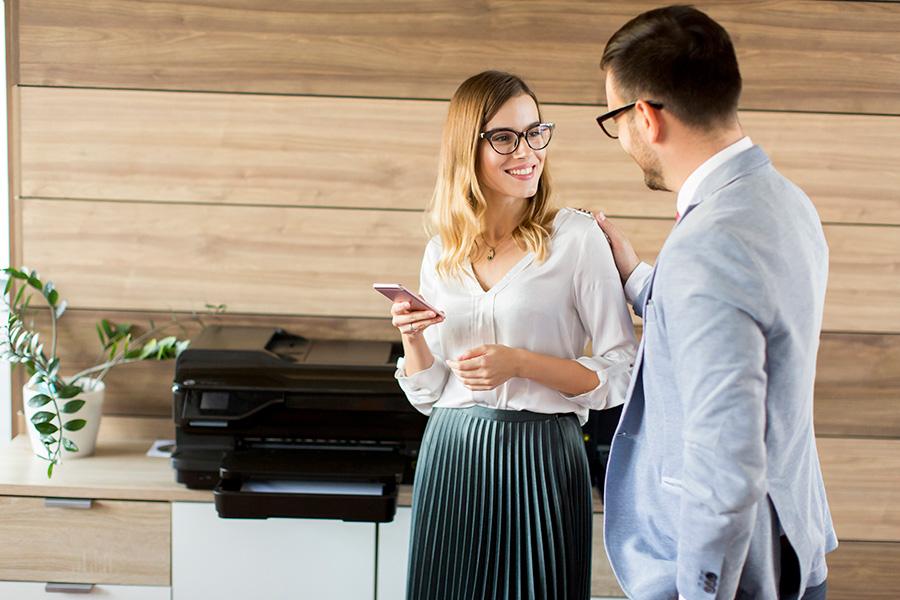 Renovar fotocopiadora profesional: ¿comprar o alquilar?