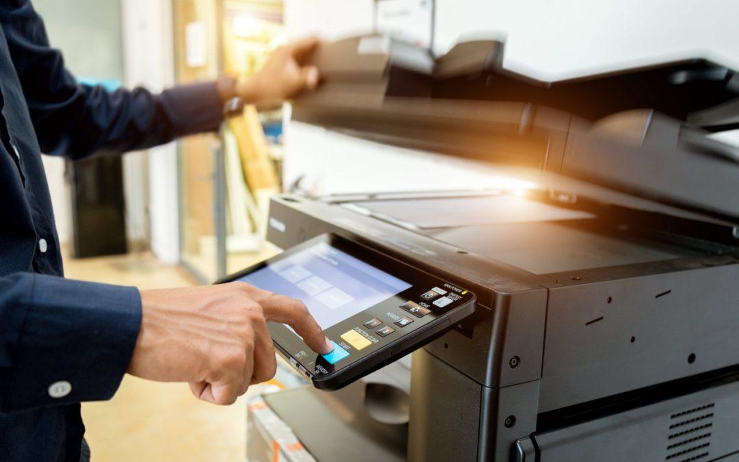 Lo que aporta un equipo de impresión multifunción