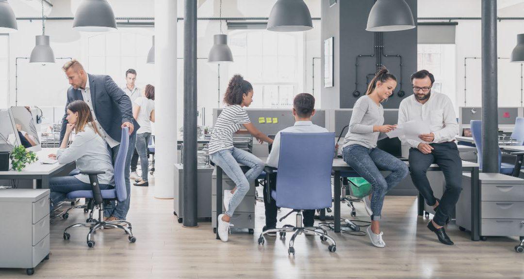 Las 5 tendencias de coworking más extendidas
