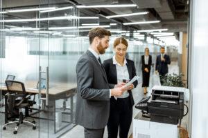 Impresoras de uso empresarial que impriman rápido