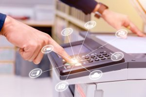 Evolución de la fotocopiadora digital