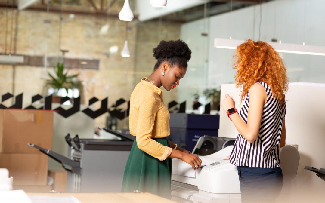 6 razones por las que optar por el renting de impresoras profesionales para tu empresa