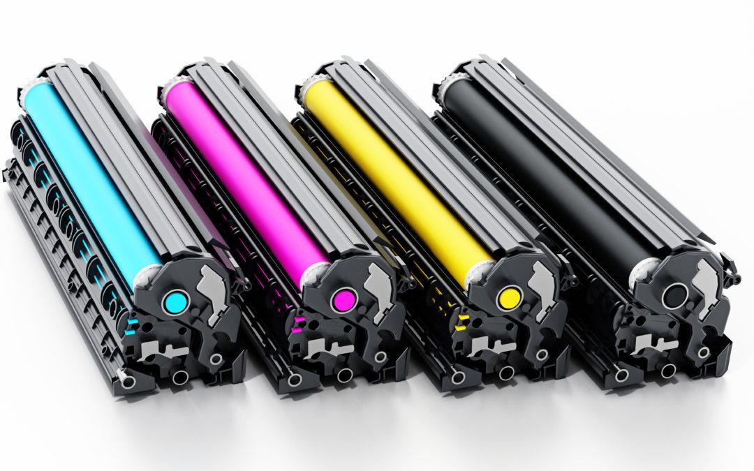 Tipos de cartuchos para las fotocopiadoras multifunción