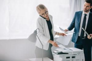 Cómo mantener una impresora profesional en buen estado
